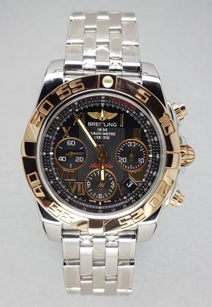 AB0140 Breitling Chronomat 41 | Breitling mens watch | Mens chronograph watch