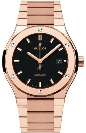 Hublot Classic Fusion Automatic Gold  548.OX.1180.OX