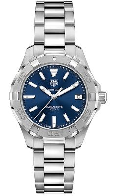 TAG Heuer Aquaracer Ladies 32mm Quartz   WBD1312.BA0740