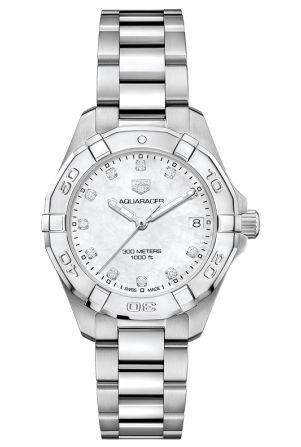 TAG Heuer Aquaracer Ladies 32mm Quartz  WBD1314.BA0740