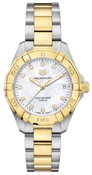 TAG Heuer Aquaracer Ladies 32mm Quartz   WBD1322.BB0320