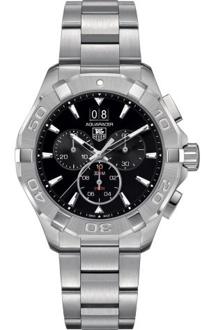 TAG Heuer Aquaracer Quartz Chronograph 43mm CAY1110.BA0927