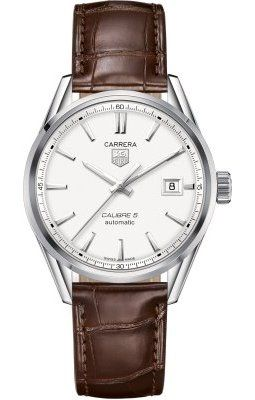 TAG Heuer Carrera Calibre 5 Automatic  WAR211B.FC6181