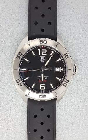 TAG Heuer Formula One 41mm Automatic  WAZ2113.FT8023