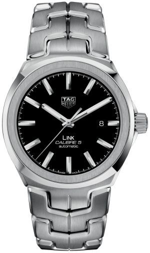 TAG Heuer Link Calibre 5  Automatic 41 mm  WBC2110.BA0603