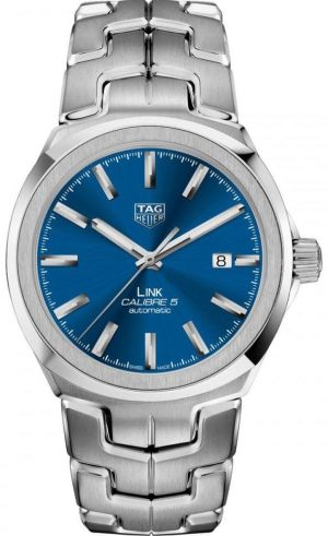 TAG Heuer Link Calibre 5  Automatic 41 mm   WBC2112.BA0603